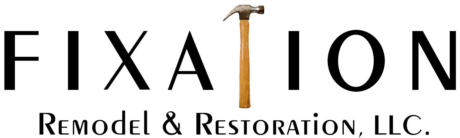 Fixation Remodel and Restoration LLC Logo